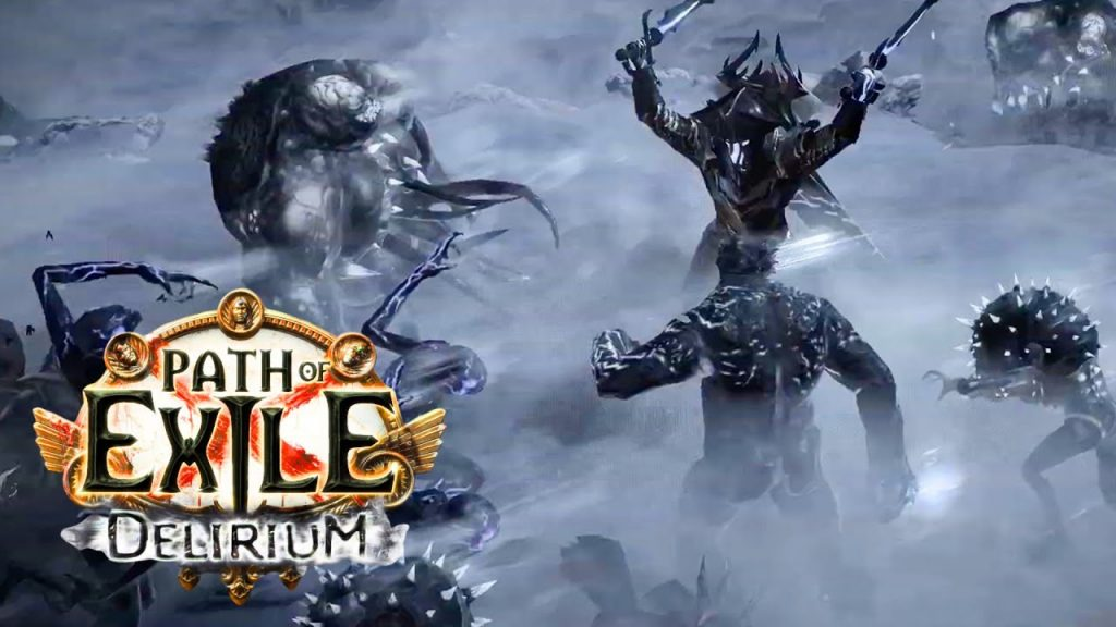 New Features of Path of Exile's Delirium Expansion