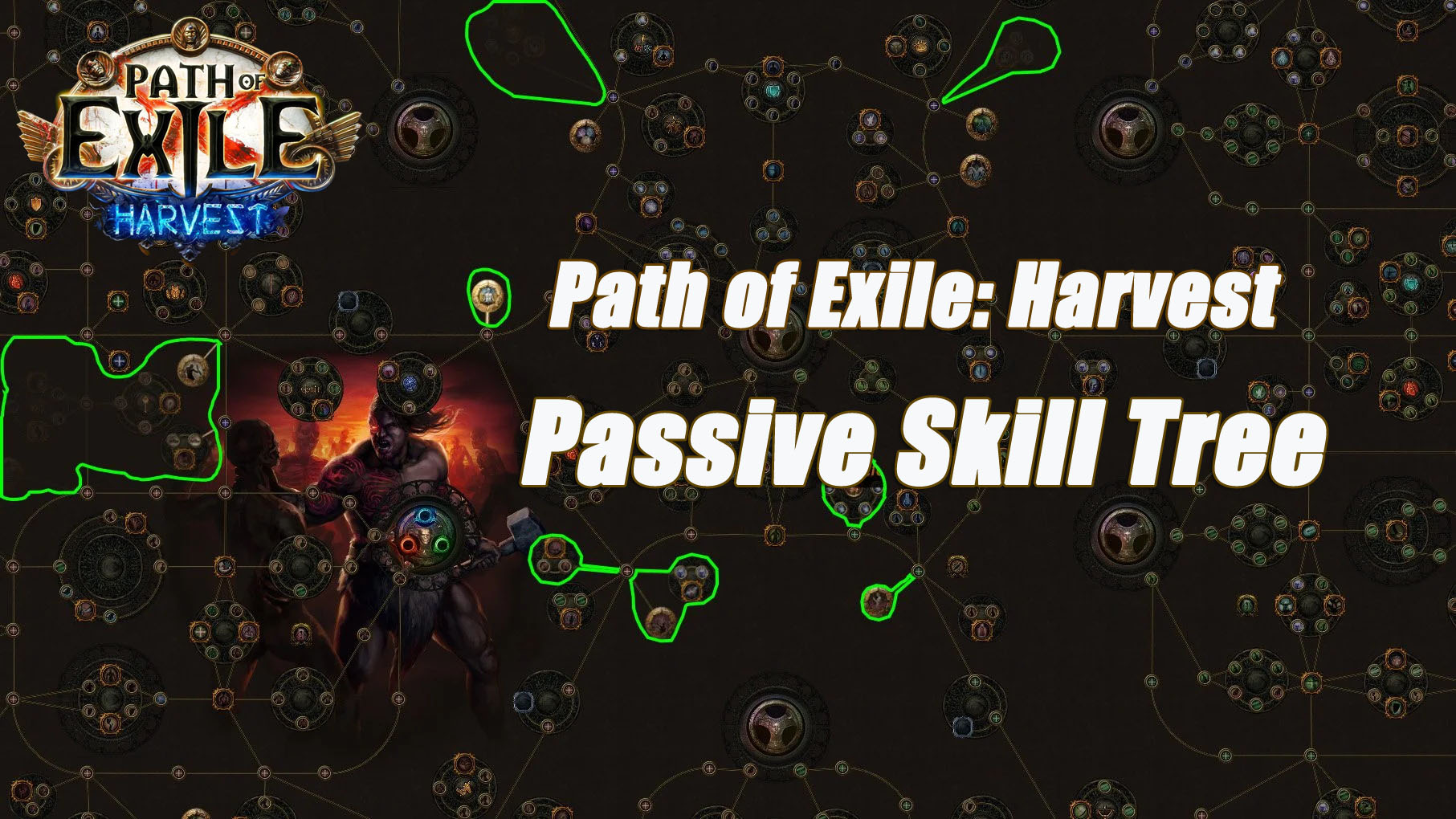 Passive Skill Tree